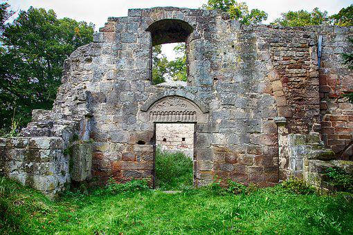 Monastery, Old, Mysticism, Historically, Middle Ages
