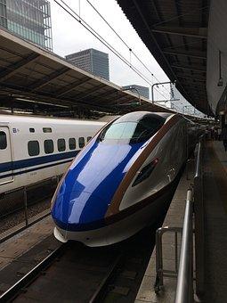 Bullet Train, E7・w7, Hokuriku Shinkansen, Jr East