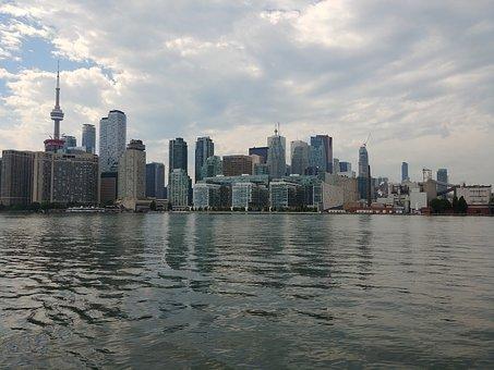 Toronto, Canada, Lake