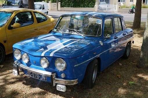 Renault, R8, Gordini