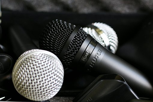 Microphone, Music, Musical Instrument, Rock Music