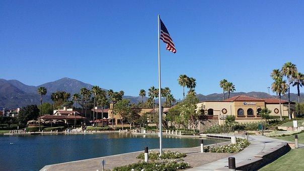 Beautiful, Santa Margarita Lake, Southern California