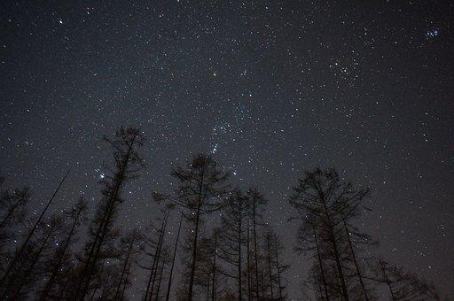 Universe, Sky, Star, Space, All, Cosmos, Header, Galaxy