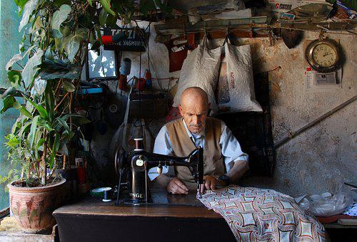 Tailor, Mardin, Oldest Profession, Turkey