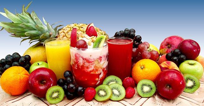 Fruit, Juices, Vegetables, Vitamin C