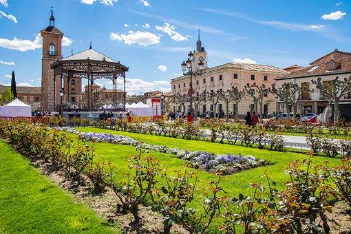Alcala De Henares, Spain, Travel, Alcala, Tourism