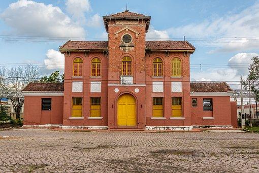 Train, Railway Station, Railway, Antique, Museum, City