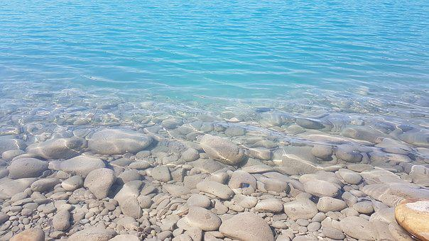 Turquoise Water, Lake, Blue Water, Roller, Landscape