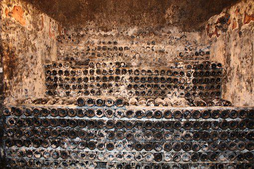Wine, Winery, Rioja, Cave, Bottles, Red Wine