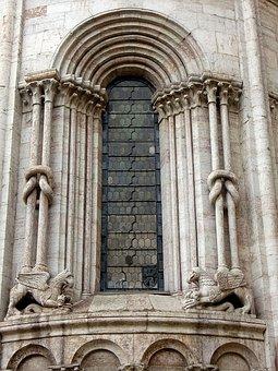 Church Window, Church, Window, Glass Window