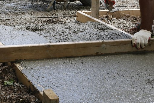 Concrete Paving, Concrete Smoothing, Concrete