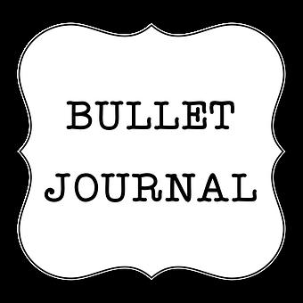 Journal, Bullet Journal, Planner, Post, Blog, Writing