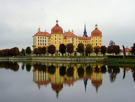 Dresden, Moritzburg, Cinderella, Germany, Trip, Nature