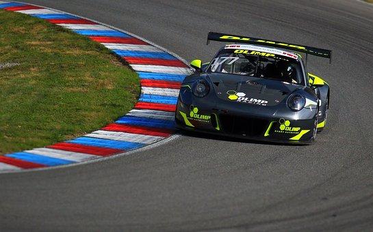 Brno, Porsche, Gt3, Race, Racing, Race Track, Car