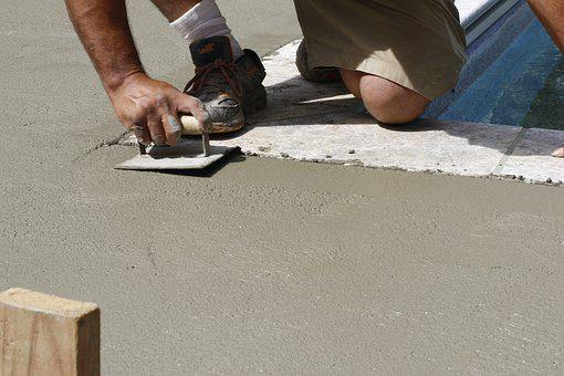 Concrete Work, Concrete, Retaining Wall