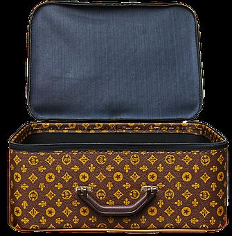 Luggage, Vintage, Open, Transport, Storage, Nostalgia