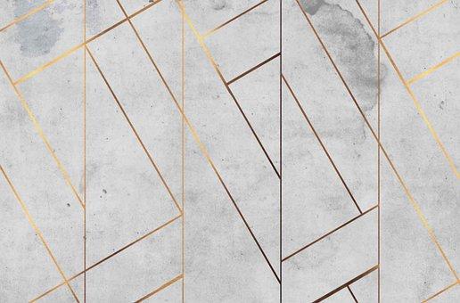 Wallpaper, Concrete, Copper