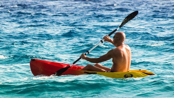 Canoe Kayak, Sport, Adventure, Activity, Recreation