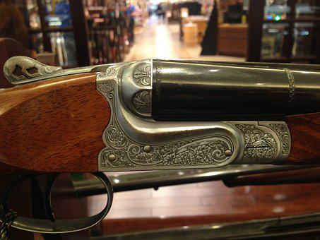 Engraved, Winchester, Antique