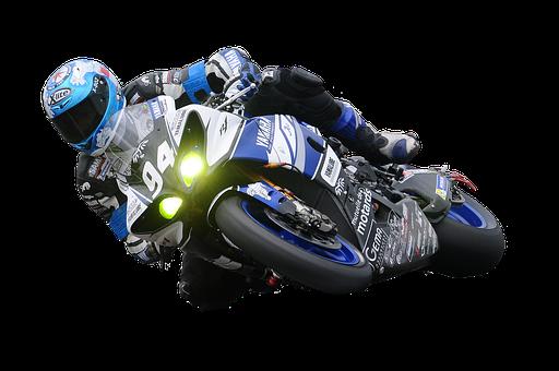 Motorcycle Racer, Racing, Race, Speed, Bike, Motorcycle