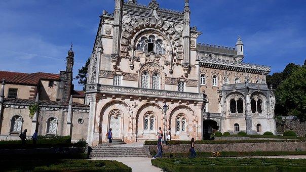 Portugal, History, Monument, Palace, Buçaco