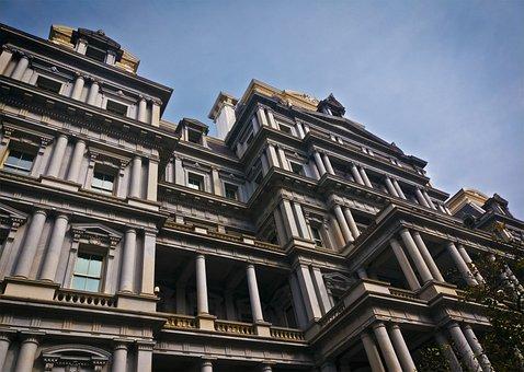 Eisenhower Office, Washington Dc, Building