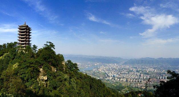 Jinyun Mountain, Beibei, Chongqing