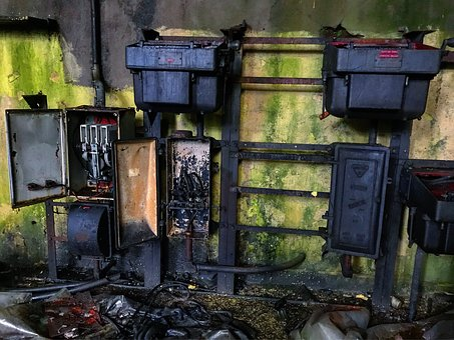 Abandoned, Dirty, Nature, Moss, Grunge, Broken, Decay