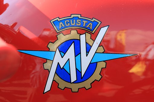 Motor, Motorcycle, Mv Agusta, Italian, Tank, Logo