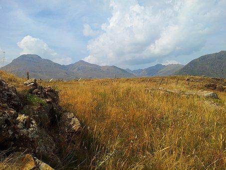 Mountain, Hiking, Landscape, Nature, Mountain Landscape