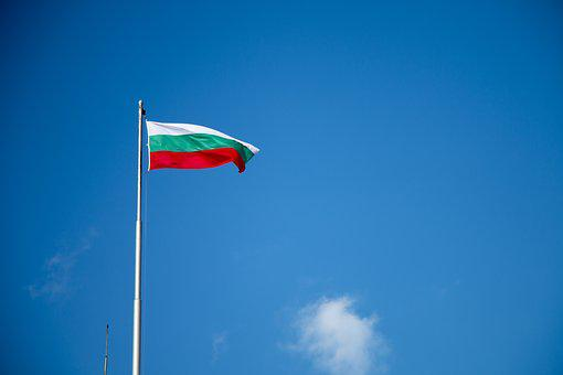 Mast, Flag, Pledge, Bulgaria, The Bulgarian Flag