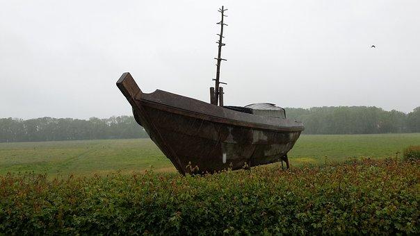 The Netherlands, Polder Museum, Dutch Landscape, Dutch