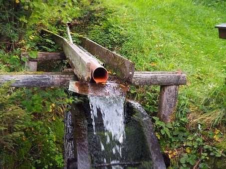 Waterwheel, Water, Mill, Bach, Energy, Water Power