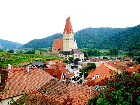 Weissen Kirchen, Lower Austria, Landscape