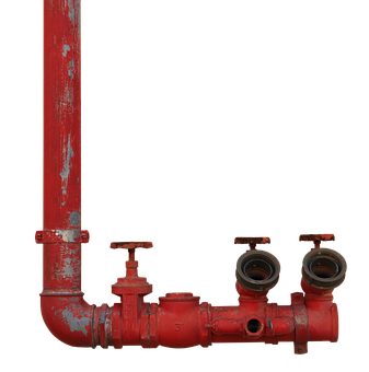 Tube, Fire-extinguishing System, Fire Fighting Water