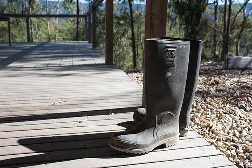 Gumboots, Mud, Dirt, Wet, Rainboots, Wellies, Boots