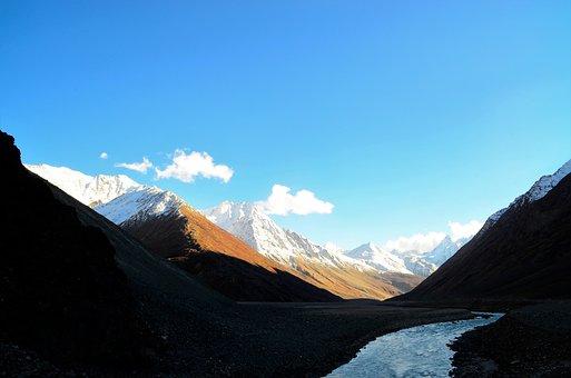 Spiti, Himachal Pradesh, India, Himalayas, Landscape