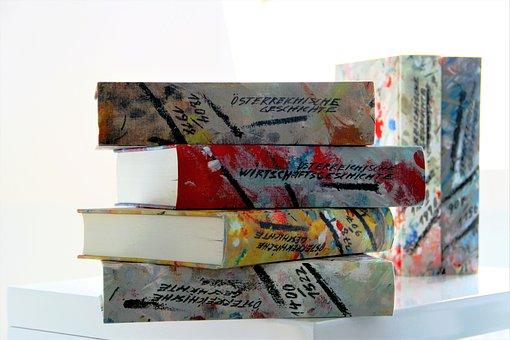 Book, Education, School, Literature, Book Stack, Study