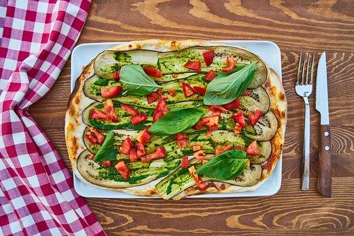 Pizza, Tomato, Dough, Food, Macro, Cheese, Kitchen