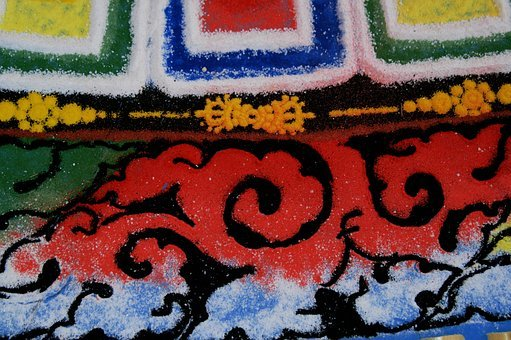 Mandala, Color, Peace, Design, Creativity, Meditation
