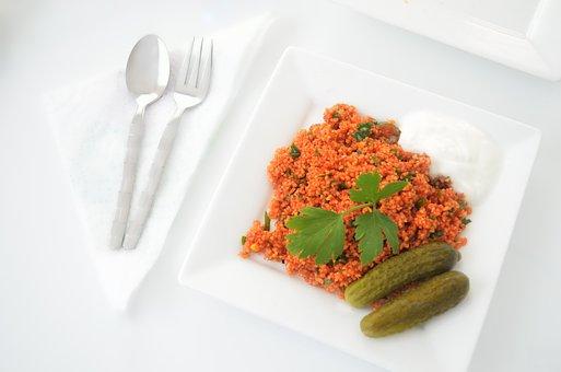 Couscous Salad, Paella, Tagine, Cuscus, Quinoa, Bulgur