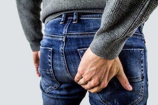 Hemorrhoids, Proctalgia Fugax, Prostate, Pain