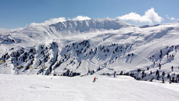 Alpine, Austria, Downhill Skiing, Ski Holiday