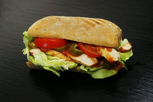 Sandwich, Tex Mex, Food, Dining, Taste, Bread