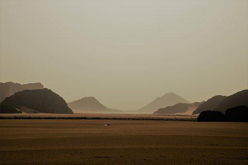 Algeria, Tassili N'ajjer, Sahara, Sand, Desert
