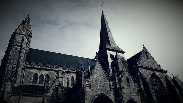 Church, Religion, Heritage, Architecture, Catholic