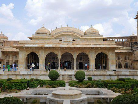 Amer Fort, Jaipur, Architecture, Rajasthan, Landmark