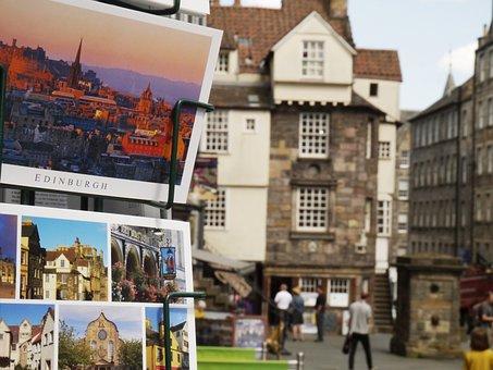John Knox, House, Royal Mile, Edinburgh