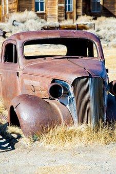 Auto, Old Car, Oldtimer, Historically, Vehicle