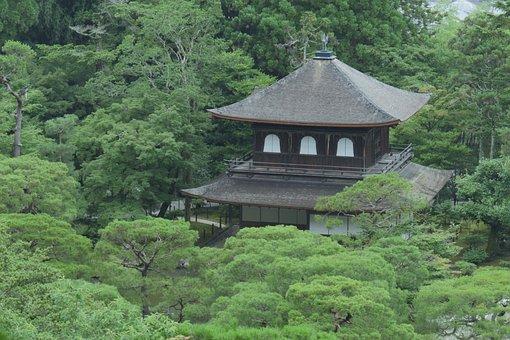 Ginkakuji, Kyoto, Garden